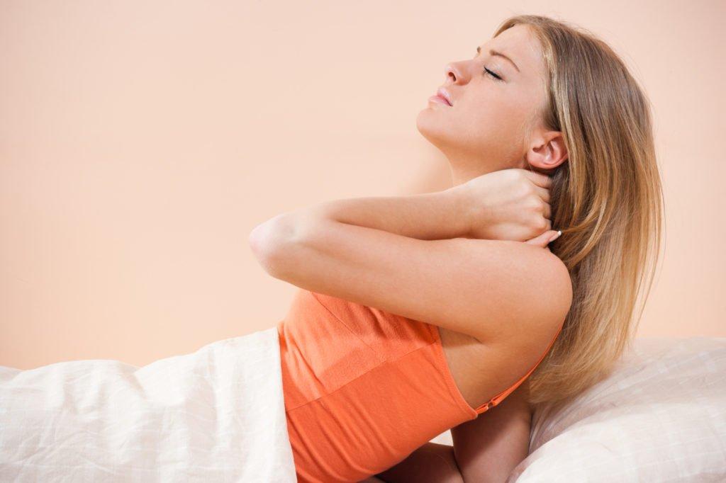 Болевой синдром когда воспалились лимфоузлы на шее
