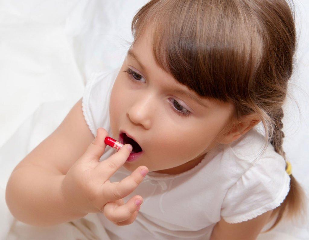 Лечение детской спленомегалии