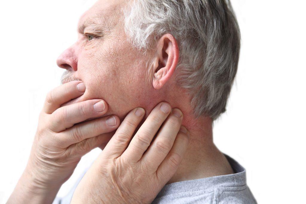 Симптомы воспаления тонзиллярных лимфоузлов