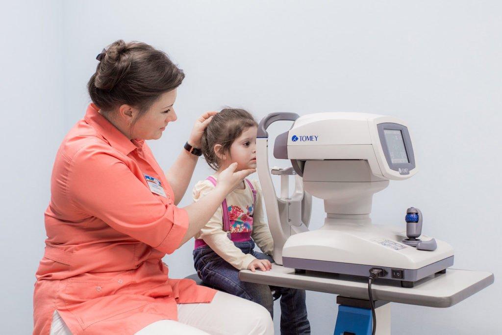 Диагностика заболеваний по обследованию радужной оболочки глаза