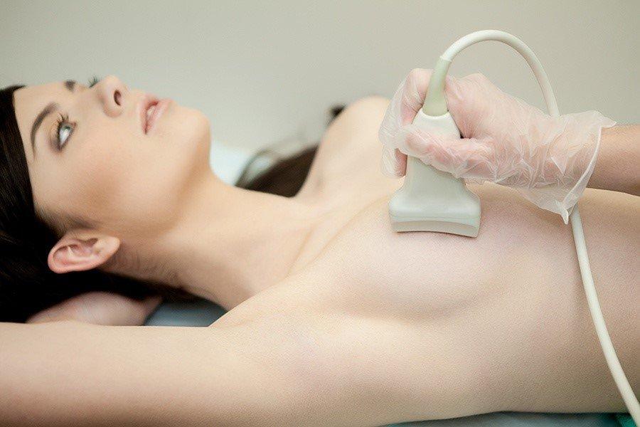 Диагностика лимфоузлов груди