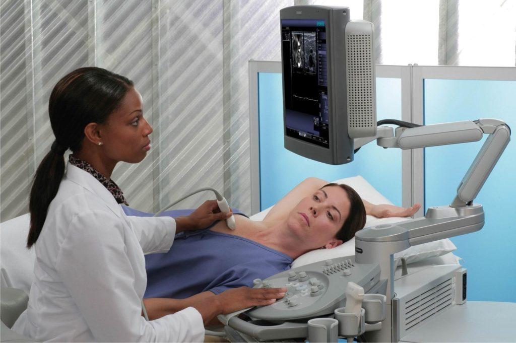 Эффективность обследования вилочковой железы