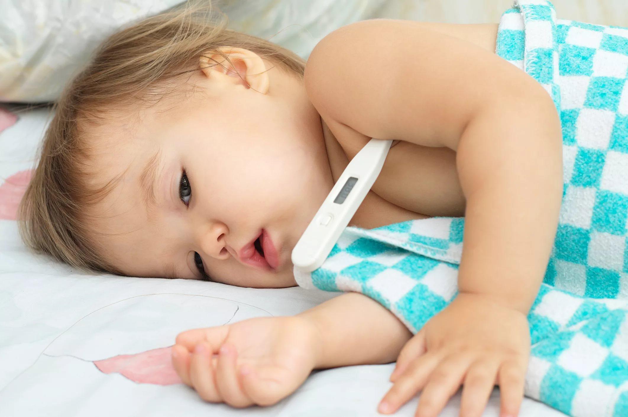Особенности лимфоузлов на голове у ребенка