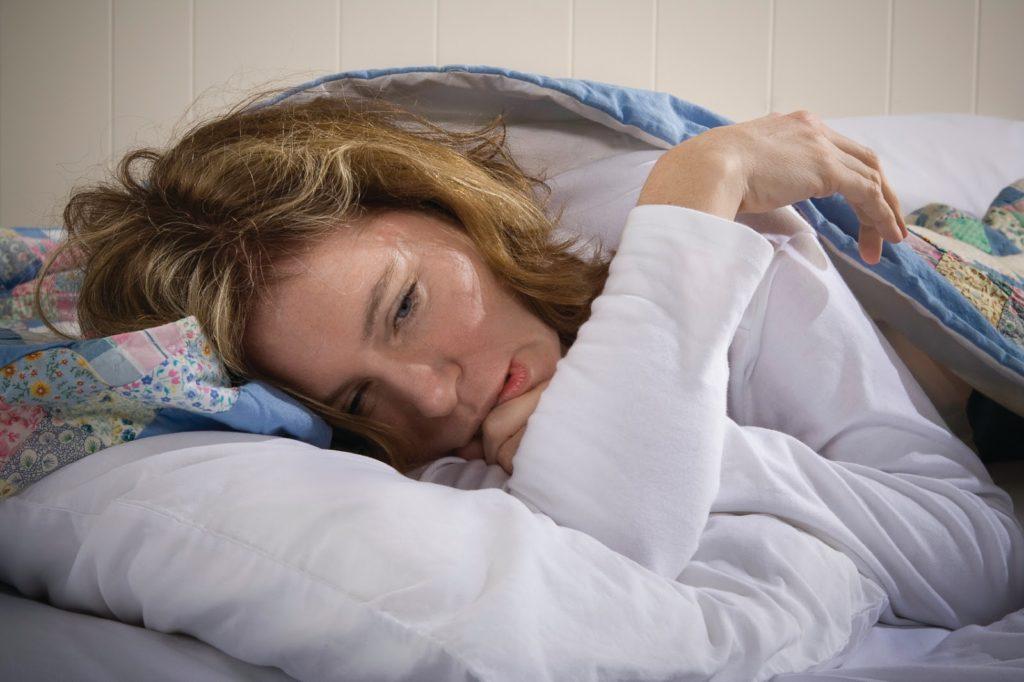 Cимптоматическая картина при воспалении шейных лимфоузлов