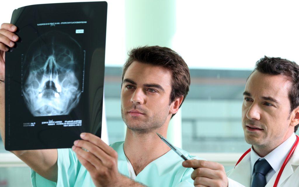 Расшифровка результатов рентгенографии носоглотки