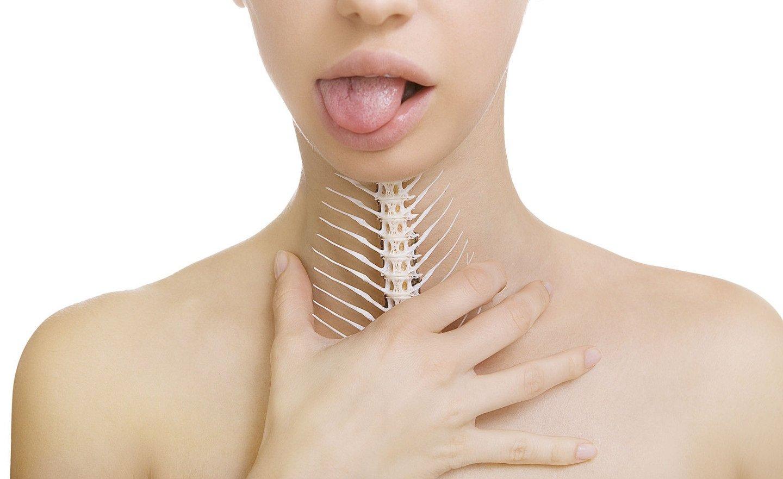 Как врачи достают кость из горла. Застряла косточка от рыбы в горле: как вытащить, признаки, лечение
