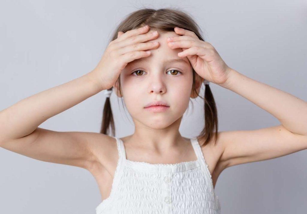 Острая форма аденоидита у ребенка