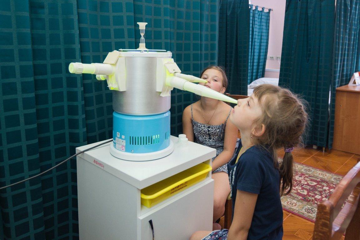 Физиотерапия при аденоидите у ребенка