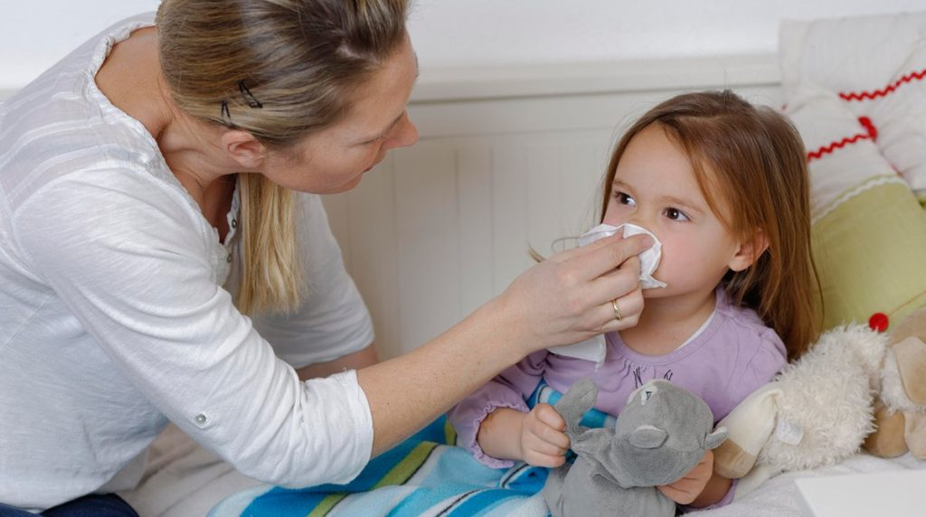 Симптомы острого аденоидита у детей