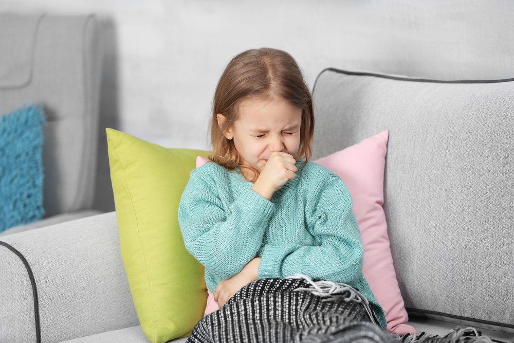 Влажный кашель при аденоидах у ребенка