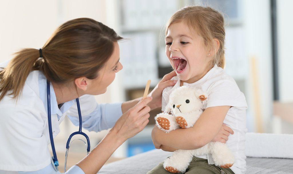 Проявления синдрома рыхлых гланд