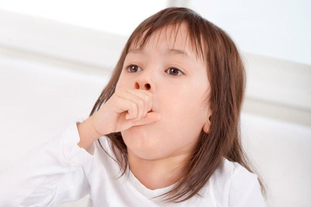 Кашель после удаления аденоидов у ребенка