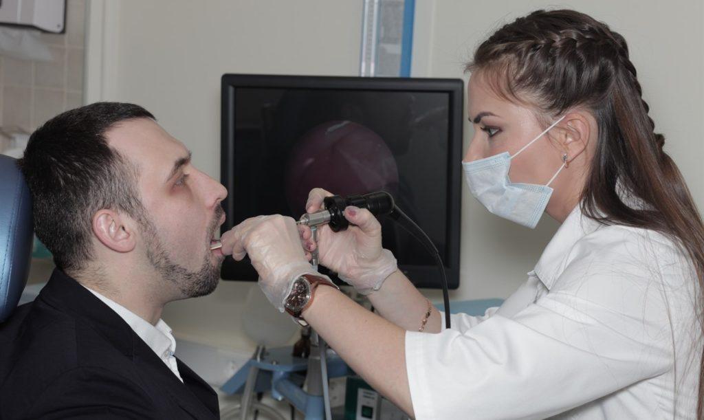 Криотерапия миндалин при нарушении микрофлоры кишечника