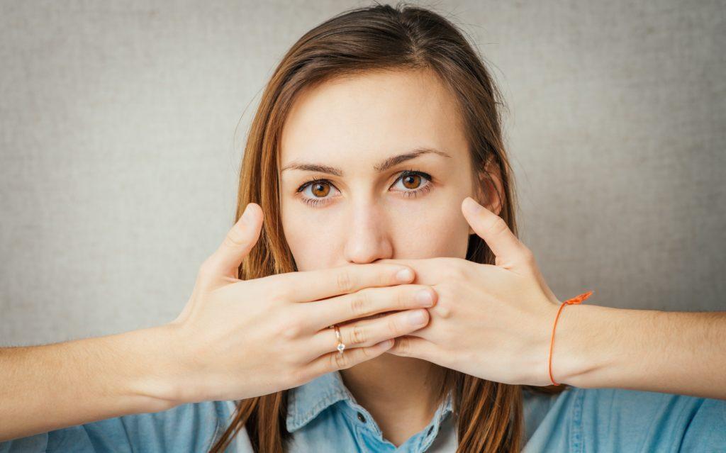 Симптомы рыхлых миндалин