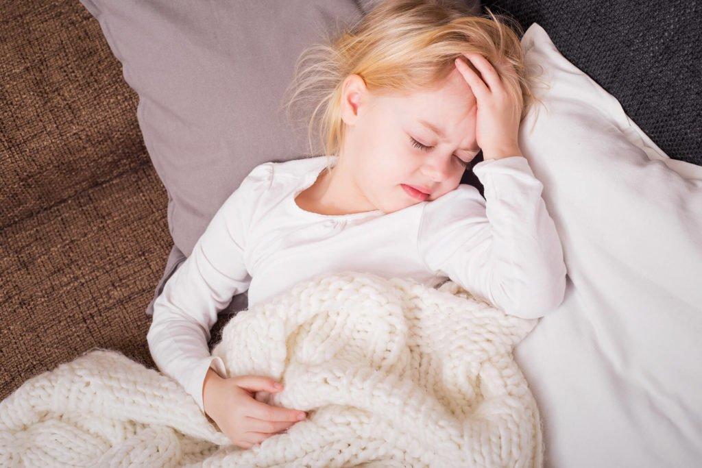 Симптомы гнойного аденоидита у детей