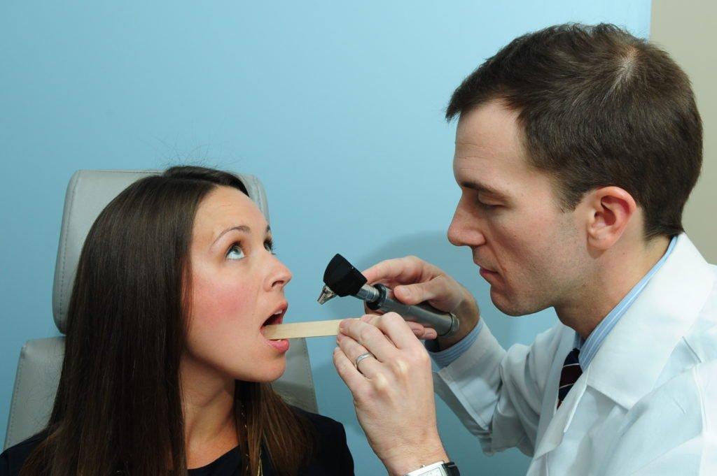 Криотерапия миндалин: суть процедуры, показания и противопоказания