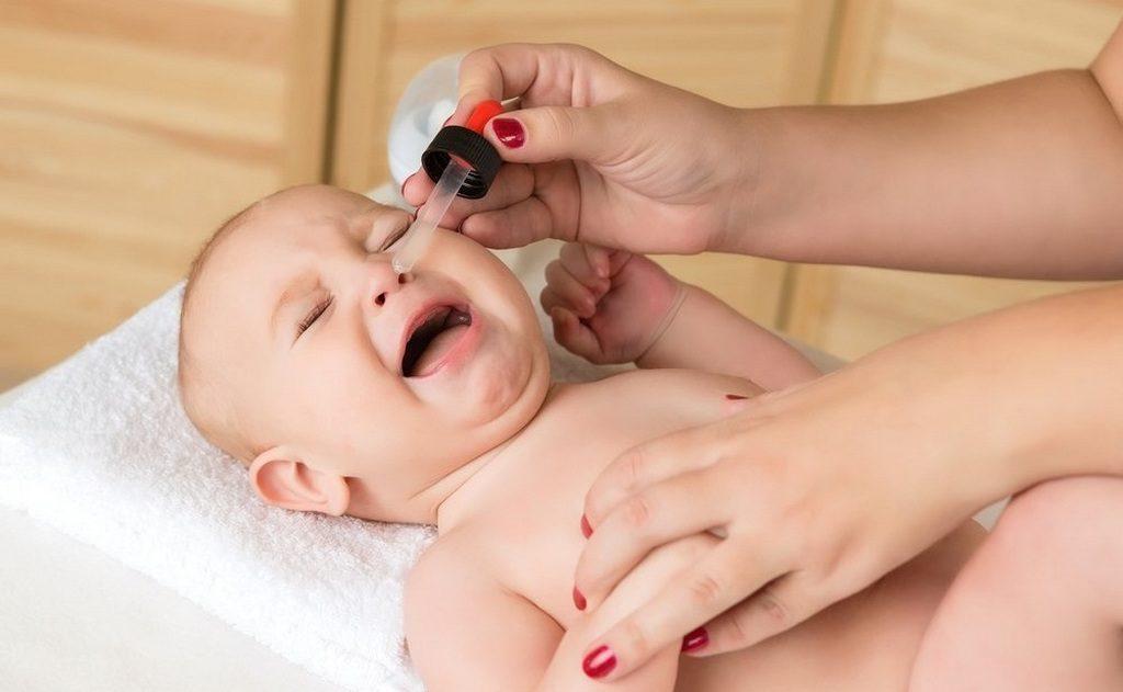 Применение Полидекса при аденоидах у детей