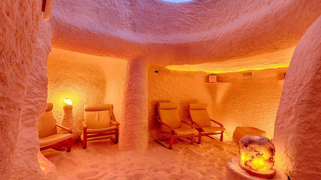 Польза соляных пещер при аденоидах у детей