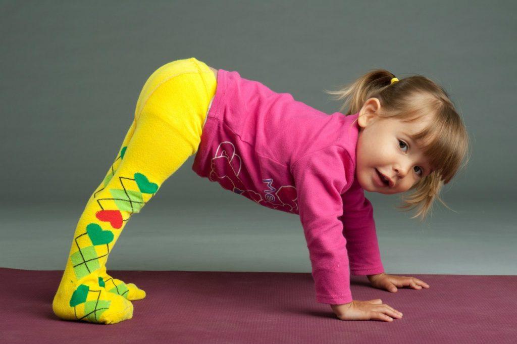 Йога и цигун при аденоидах у детей