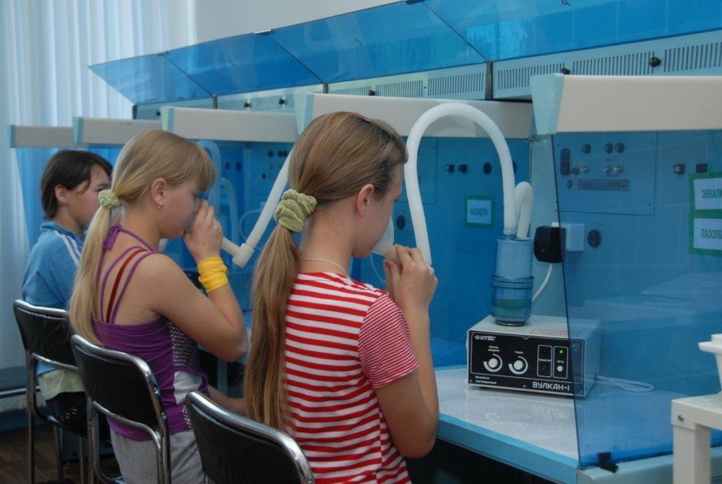 Лазеротерапия при аденоидах у детей: преимущества и описание лечения