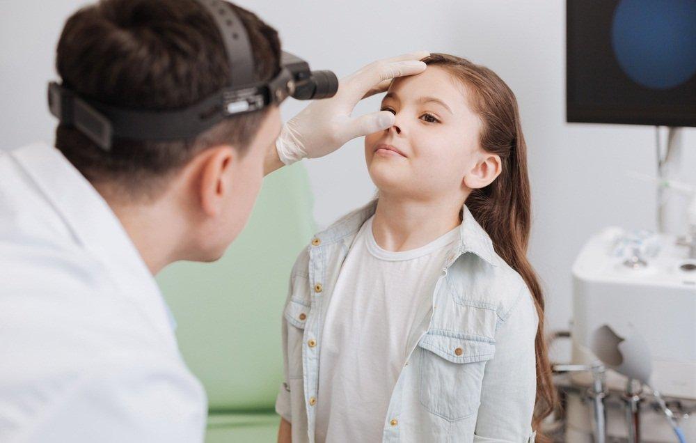 Хирургическое лечение аденоидов в носу у ребёнка