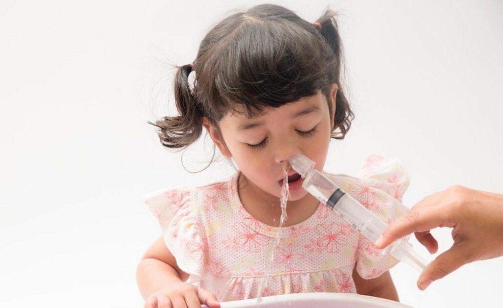 Промывания носа облепиховым маслом при аденоидах