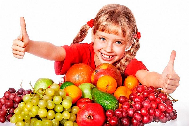 ребенок витамины ему для иммунитета