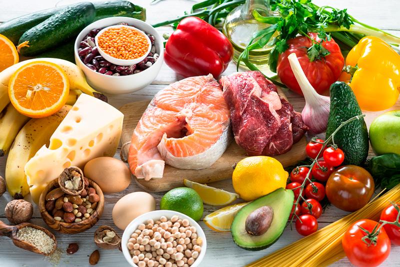 здоровое питание для иммунитета