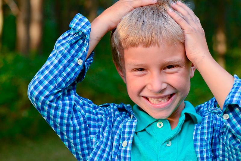 Повышаем иммунитет ребенку в 7 лет