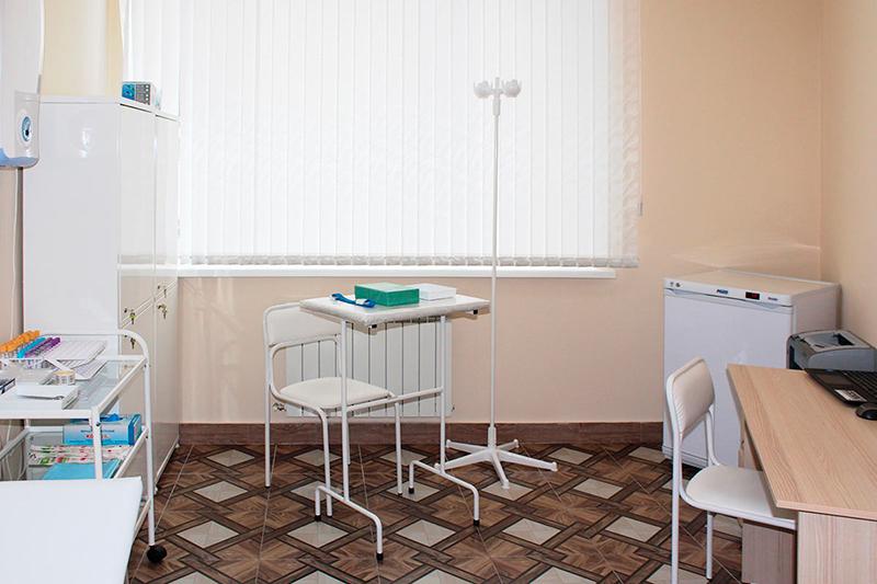введение сыворотки в поликлинике