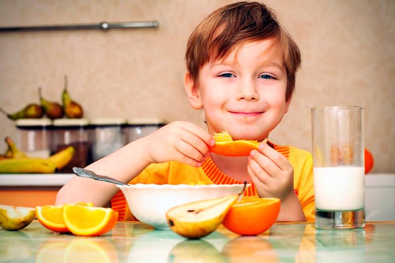 питание для иммунитета ребенка в 7 лет