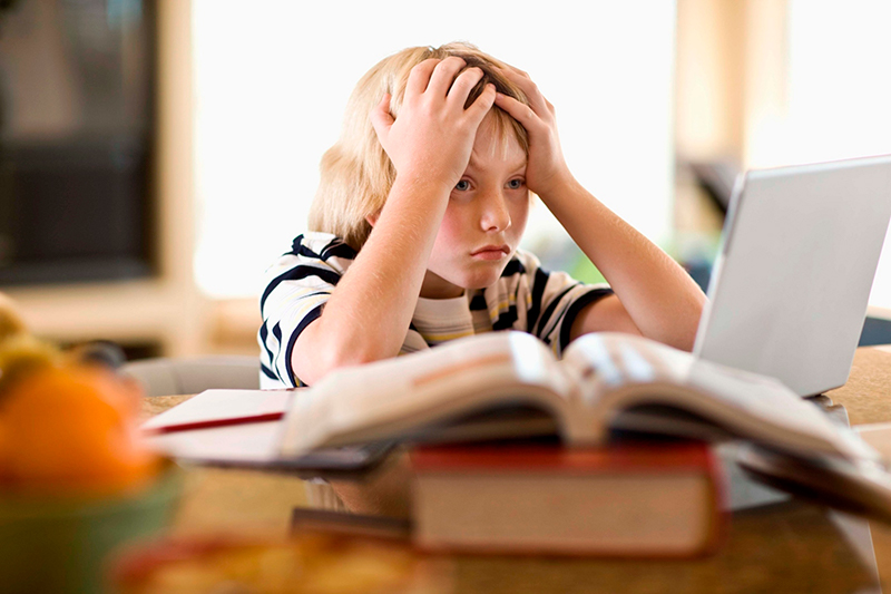 стресс у ребенка 6 лет