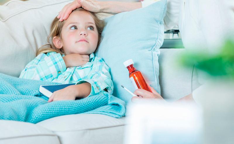 ребенок болеет нужны свечи для иммунитета