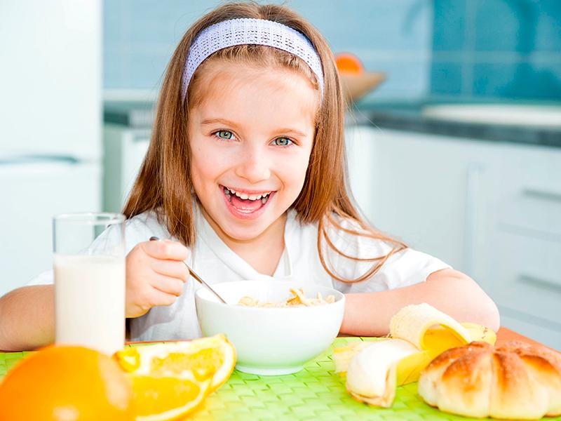 здоровый ребенок хороший естественный иммунитет