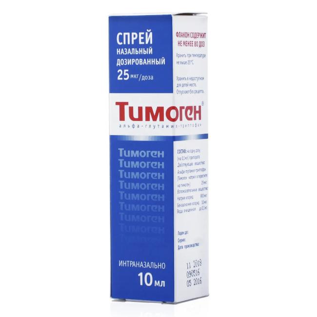 Тимоген как средство для улучшения иммунитета